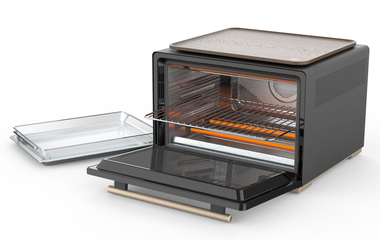 Whirlpool's smart oven identifies your food and cooks it perfectly
