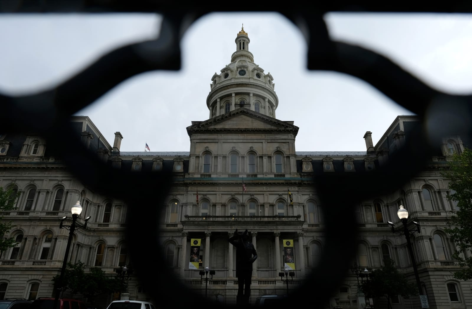 A ransomware attack is holding Baltimore's networks hostage