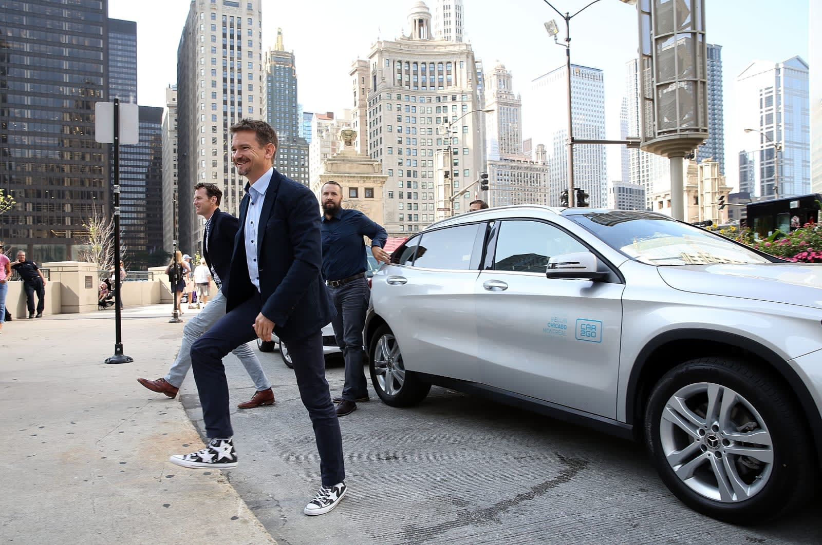 Car2go Fraud Caused Chicago Shutdown Not Hacking