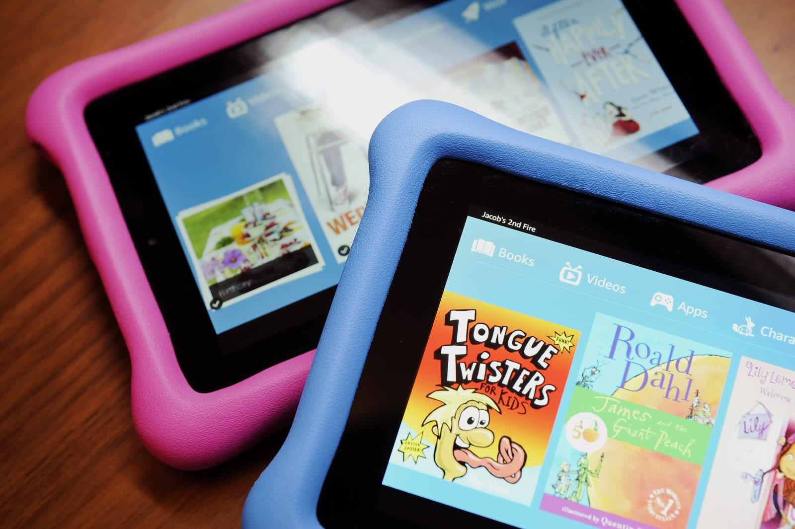 Amazon adds Spanish options to its kid-friendly FreeTime