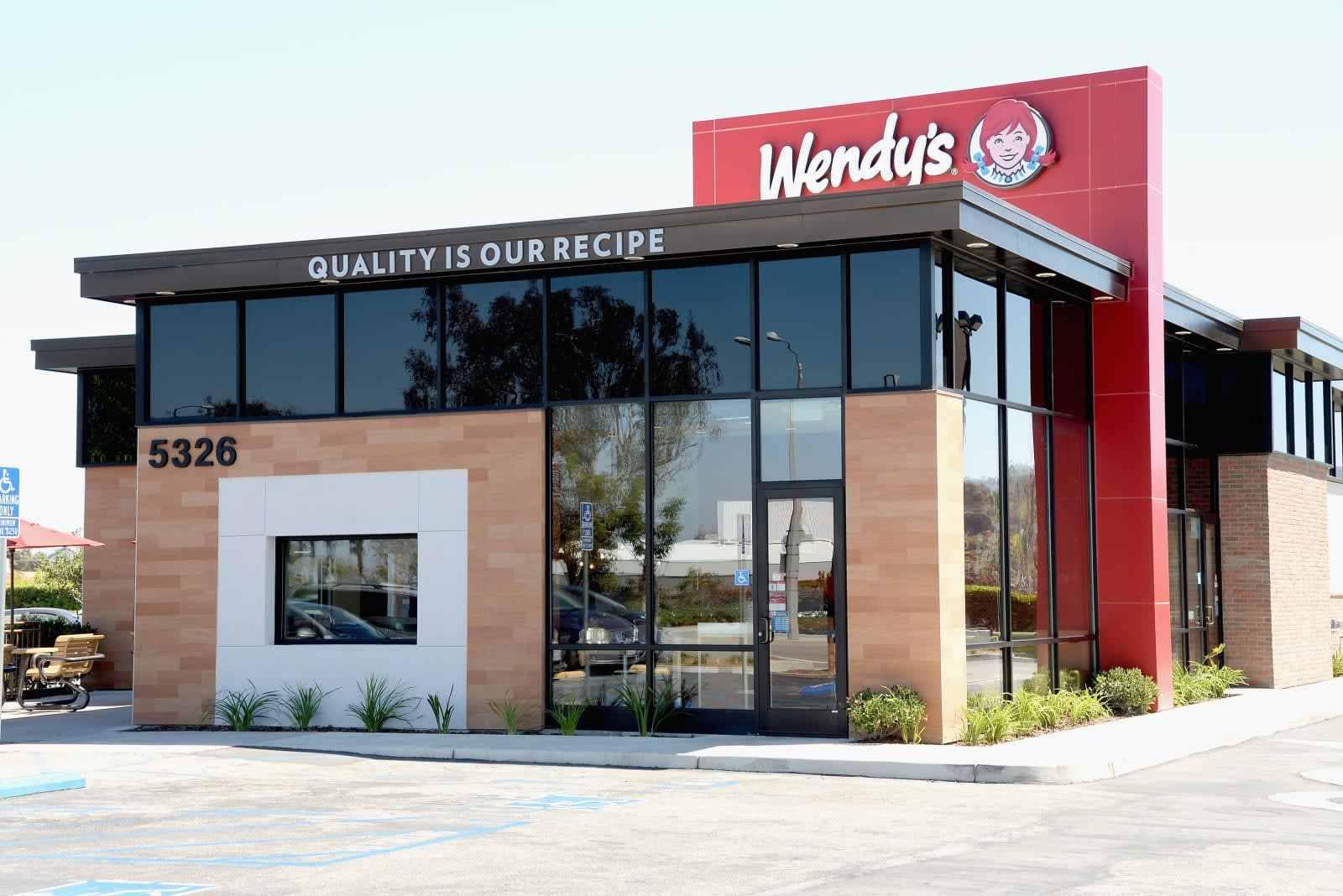 Wendy's will deliver your next Baconator through DoorDash
