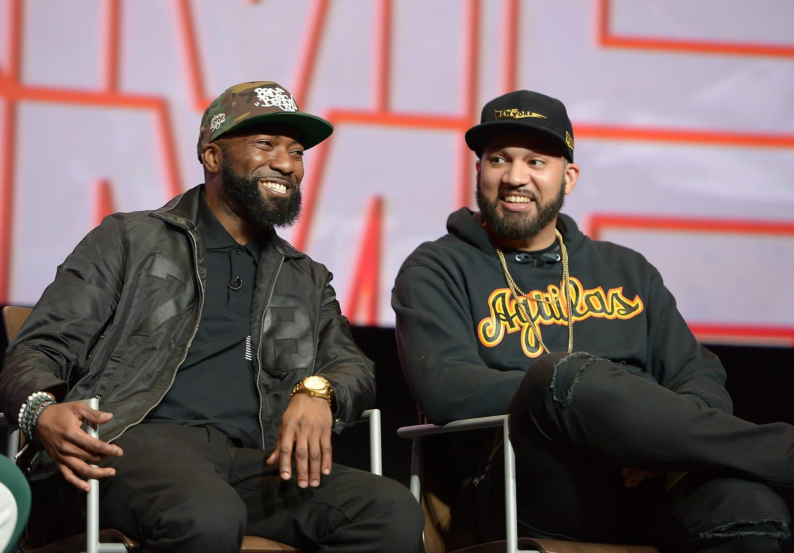 desus and mero to host showtime s first weekly late night talk show