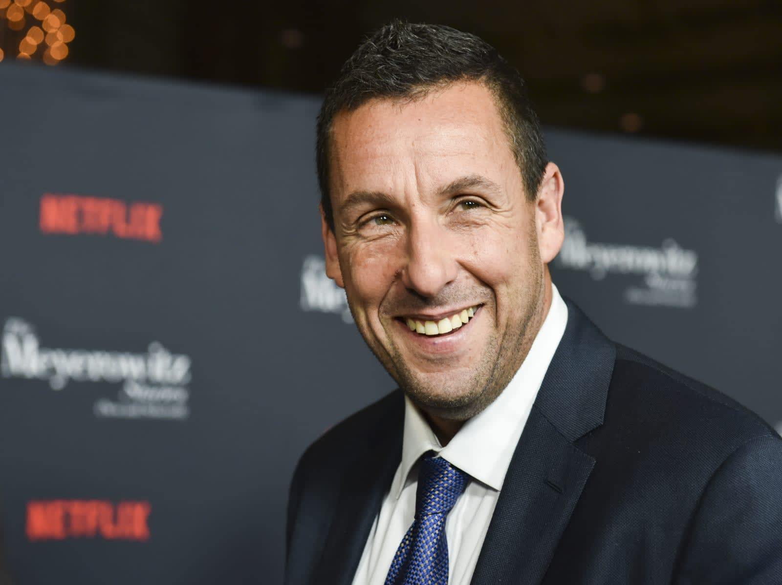Adam Sandler's latest Netflix film sports a star-studded cast