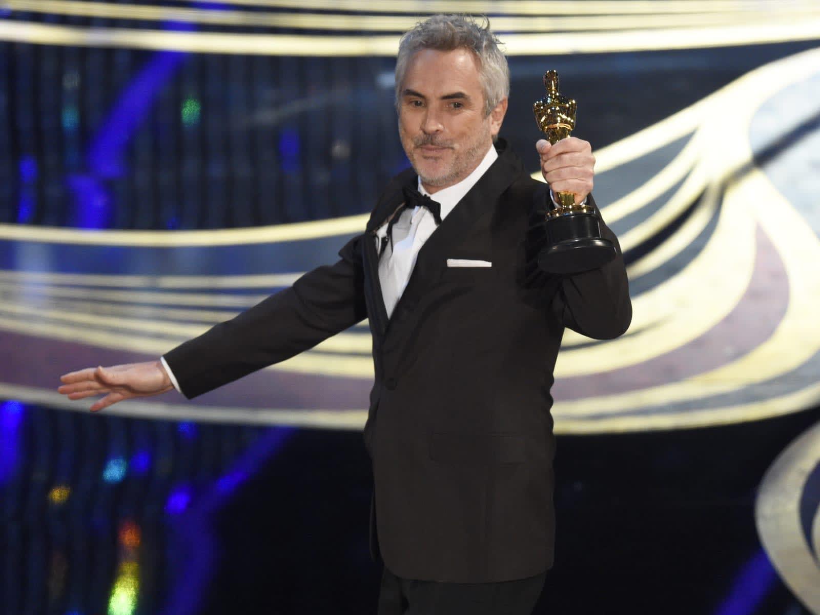 Apple TV+ signs Oscar-winner Alfonso Cuarón to a multi-year deal