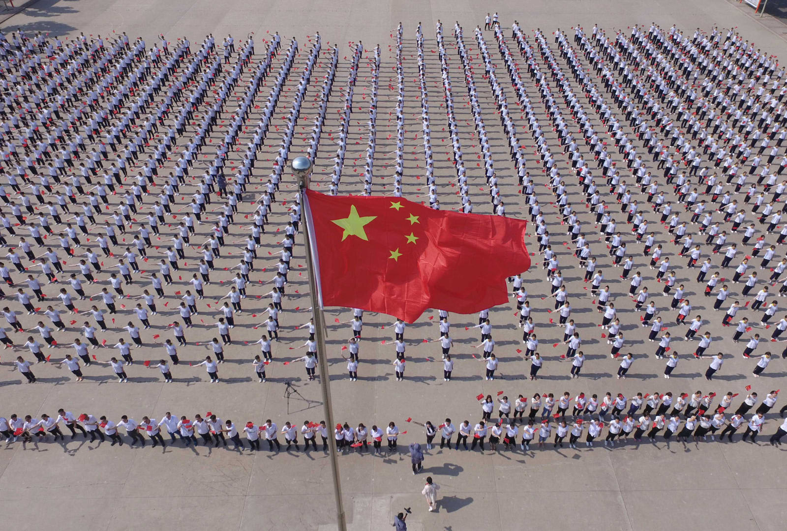 Chinese officials reportedly installed a surveillance app on
