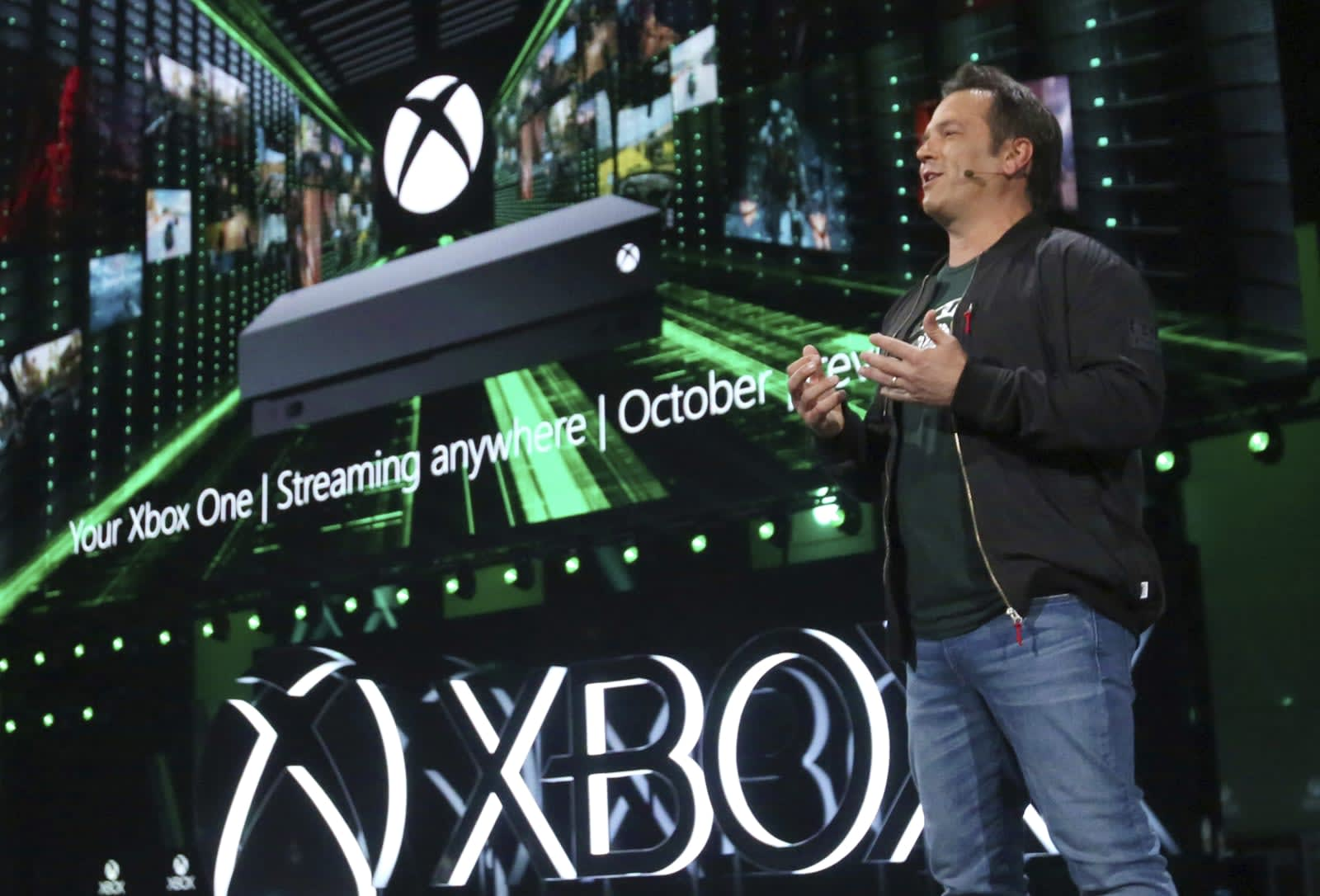Microsoft isn't working on a streaming-only Xbox right now