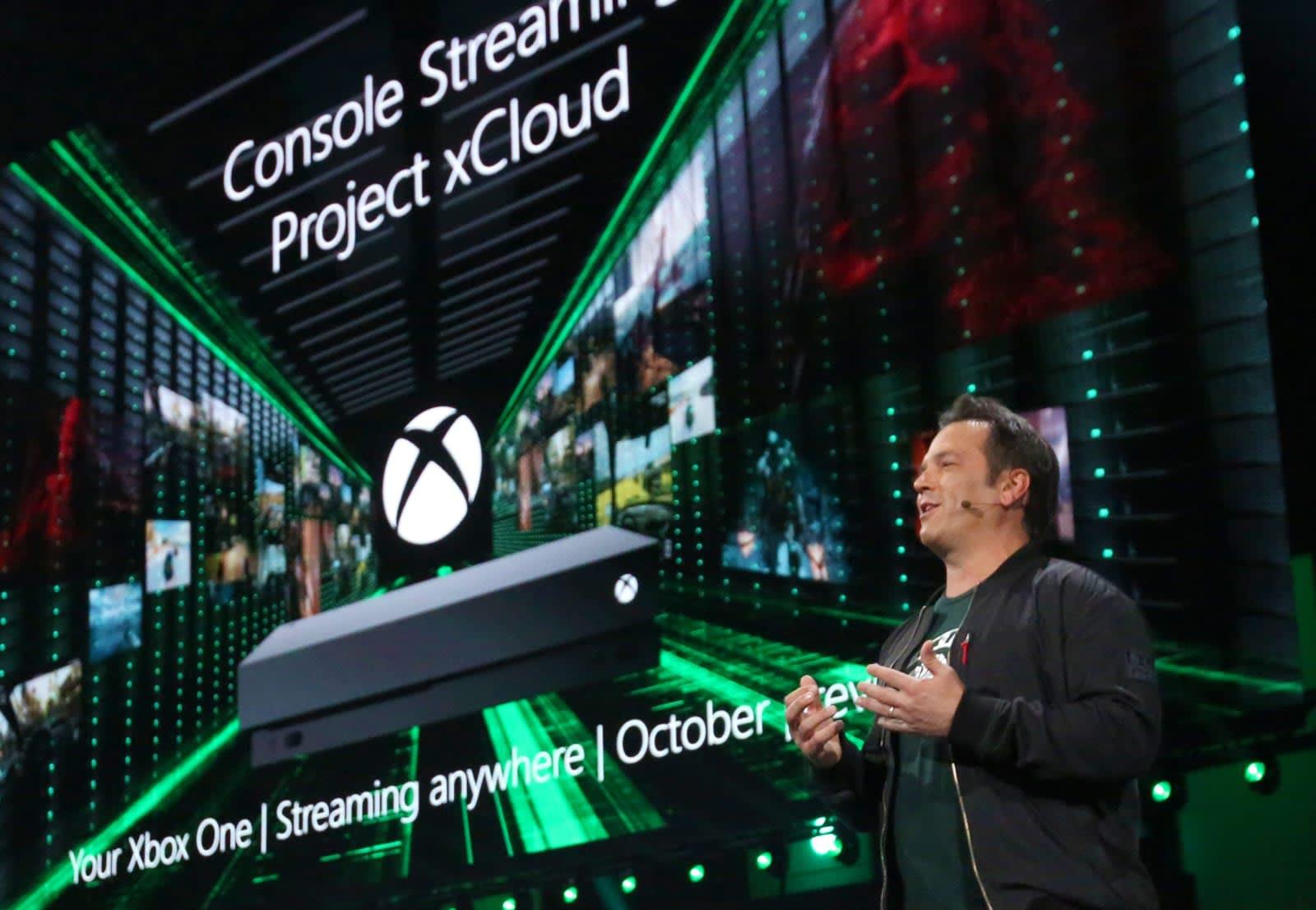 Microsoft's xCloud game streaming begins in October (updated)