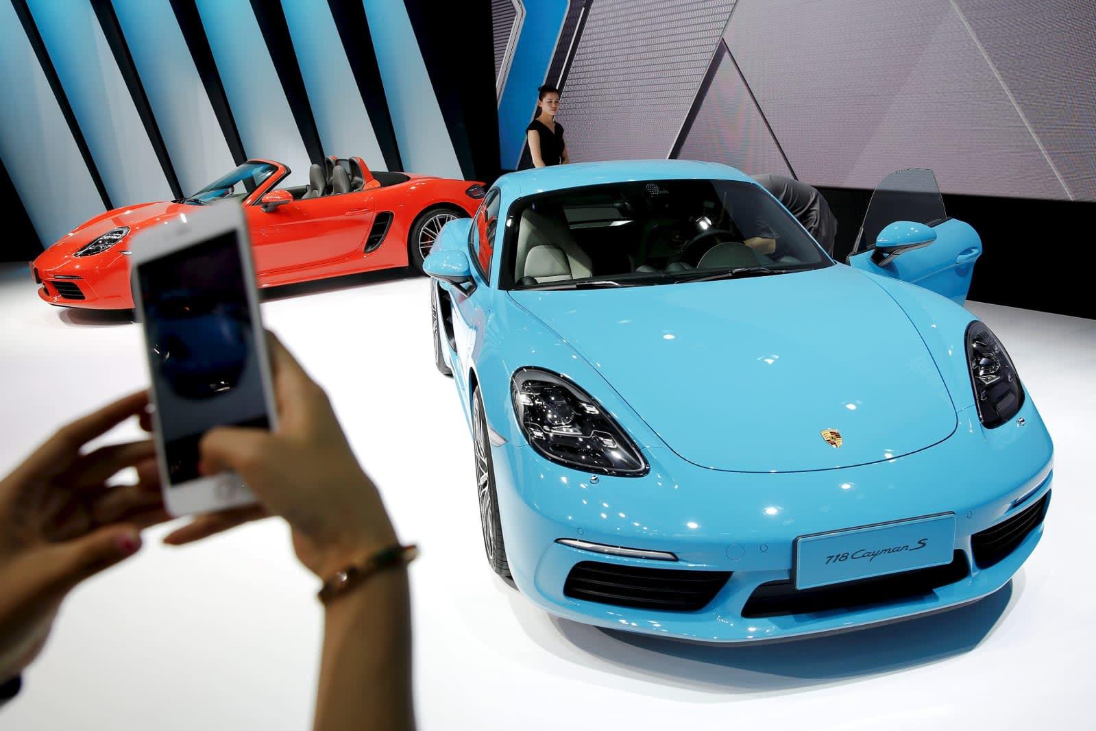 Porsche's $2,000 Passport subscription swaps cars on demand