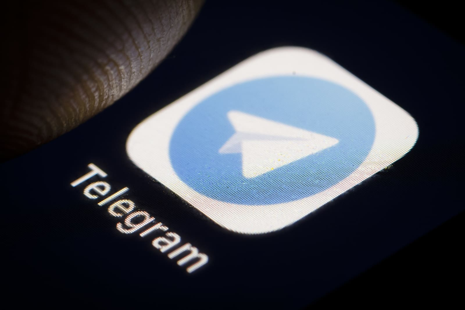 Telegram users can delete any message in their private chat history