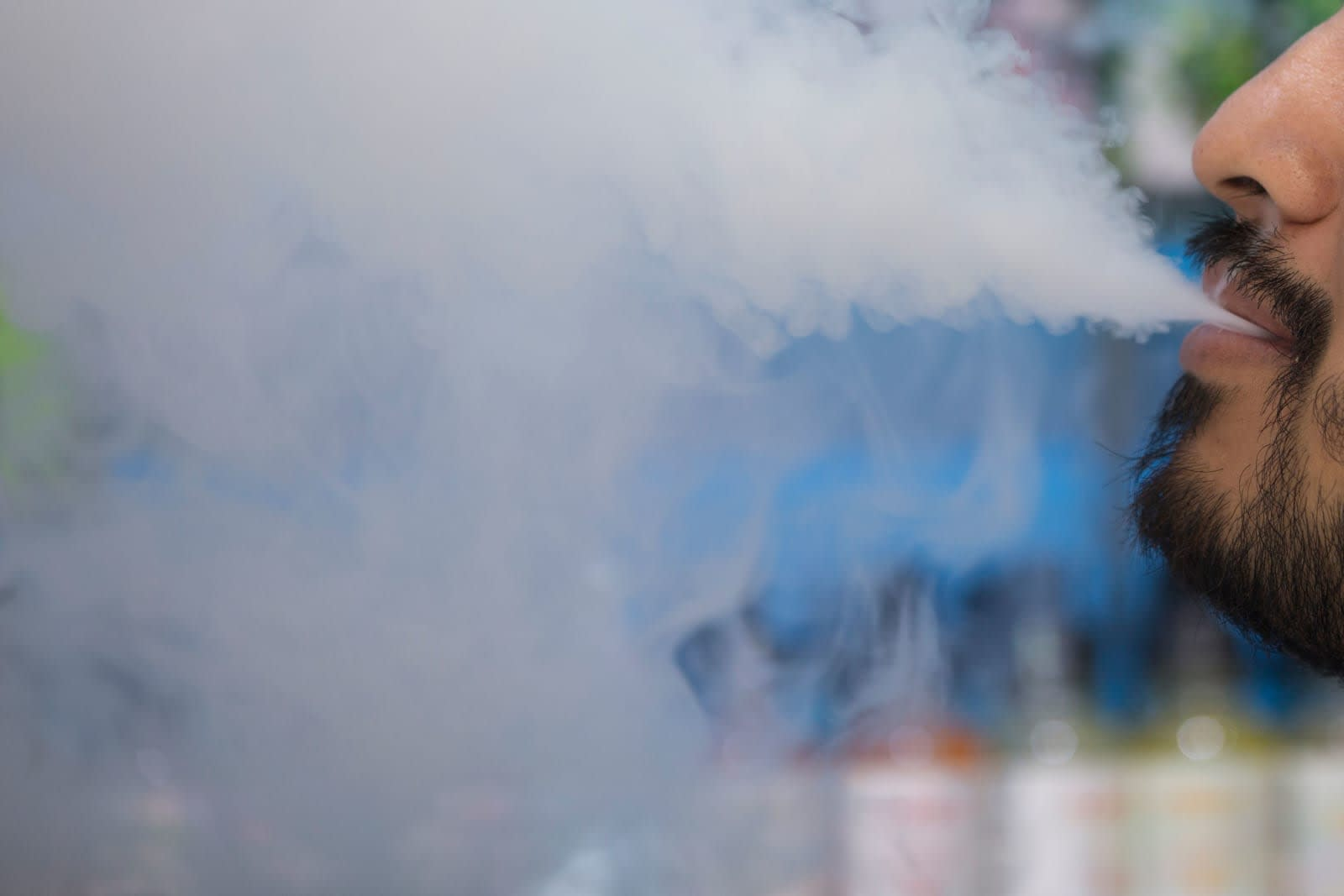 CDC identifies a death potentially linked to vaping