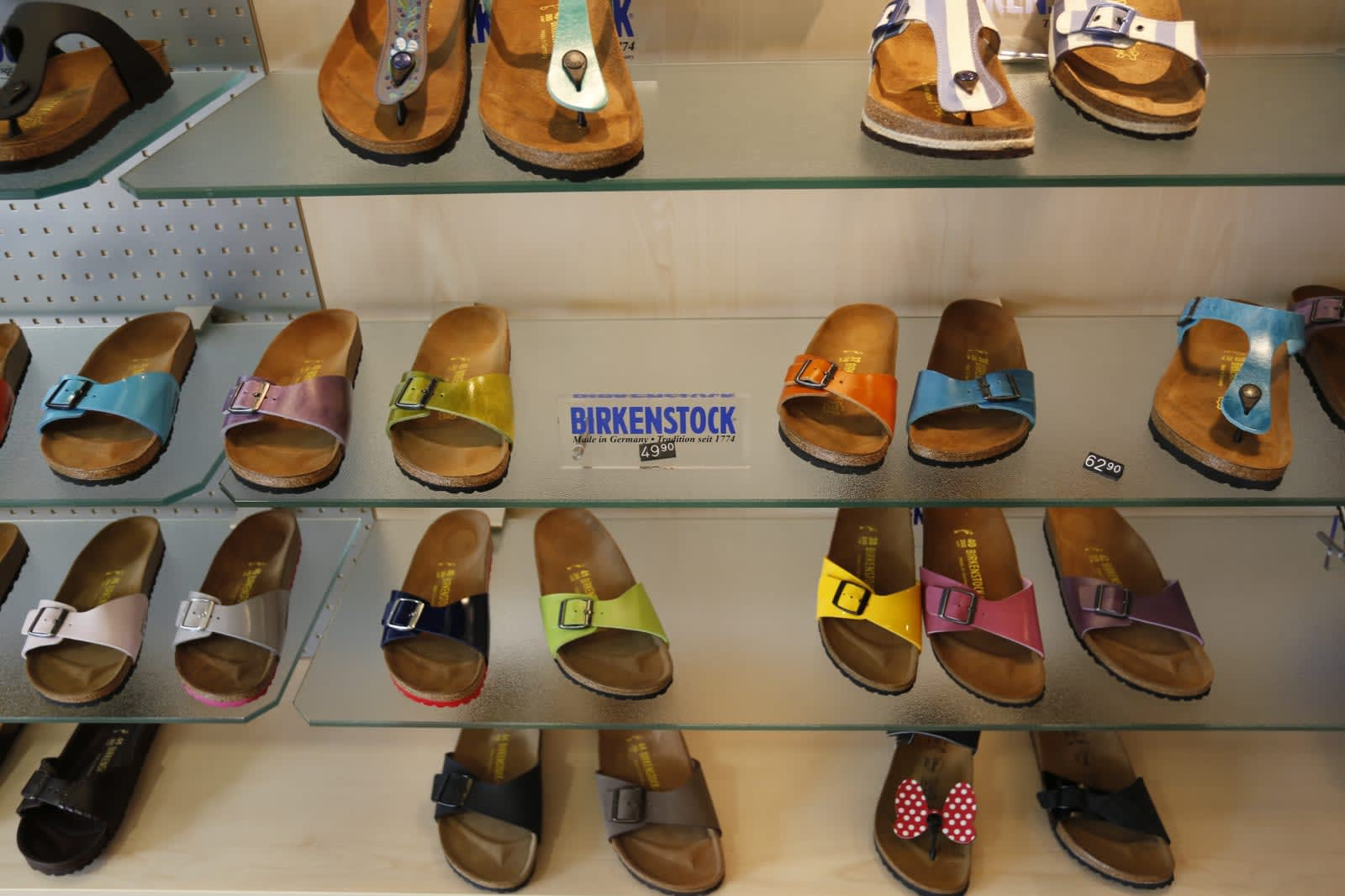 d110a11ca610 Ina Fassbender   Reuters. In 2016 Birkenstock chose to stop doing business  with Amazon ...