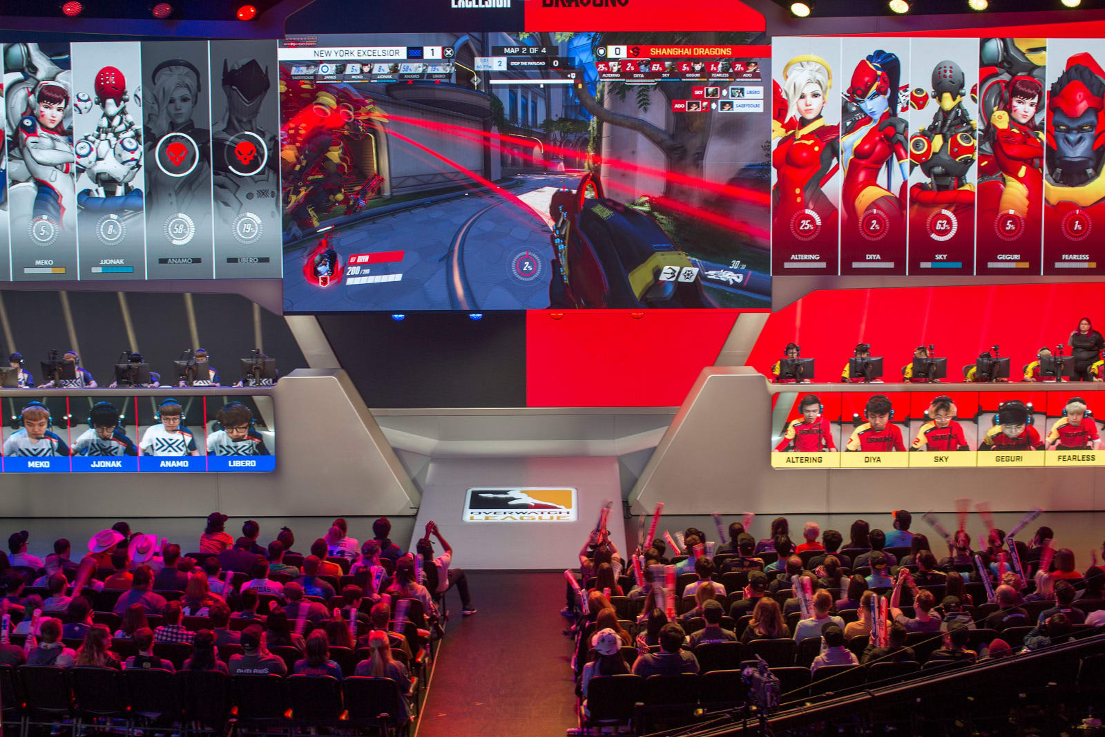 Overwatch League lets fans choose how to watch the action for $15