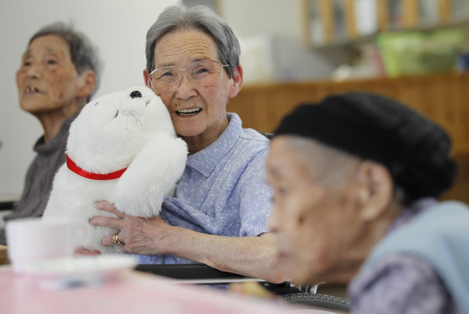 Robot caregivers are saving the elderly from lives of loneliness