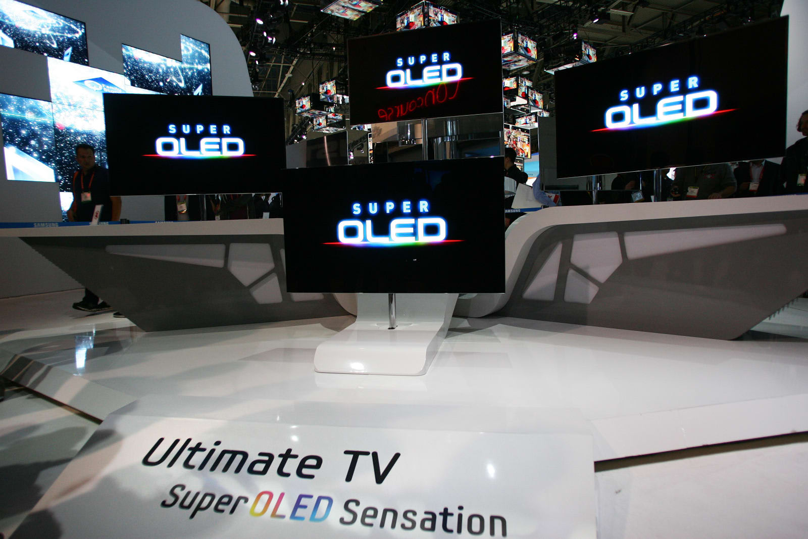 Samsung gets closer to building 'QD-OLED' TVs that rival LG's OLED