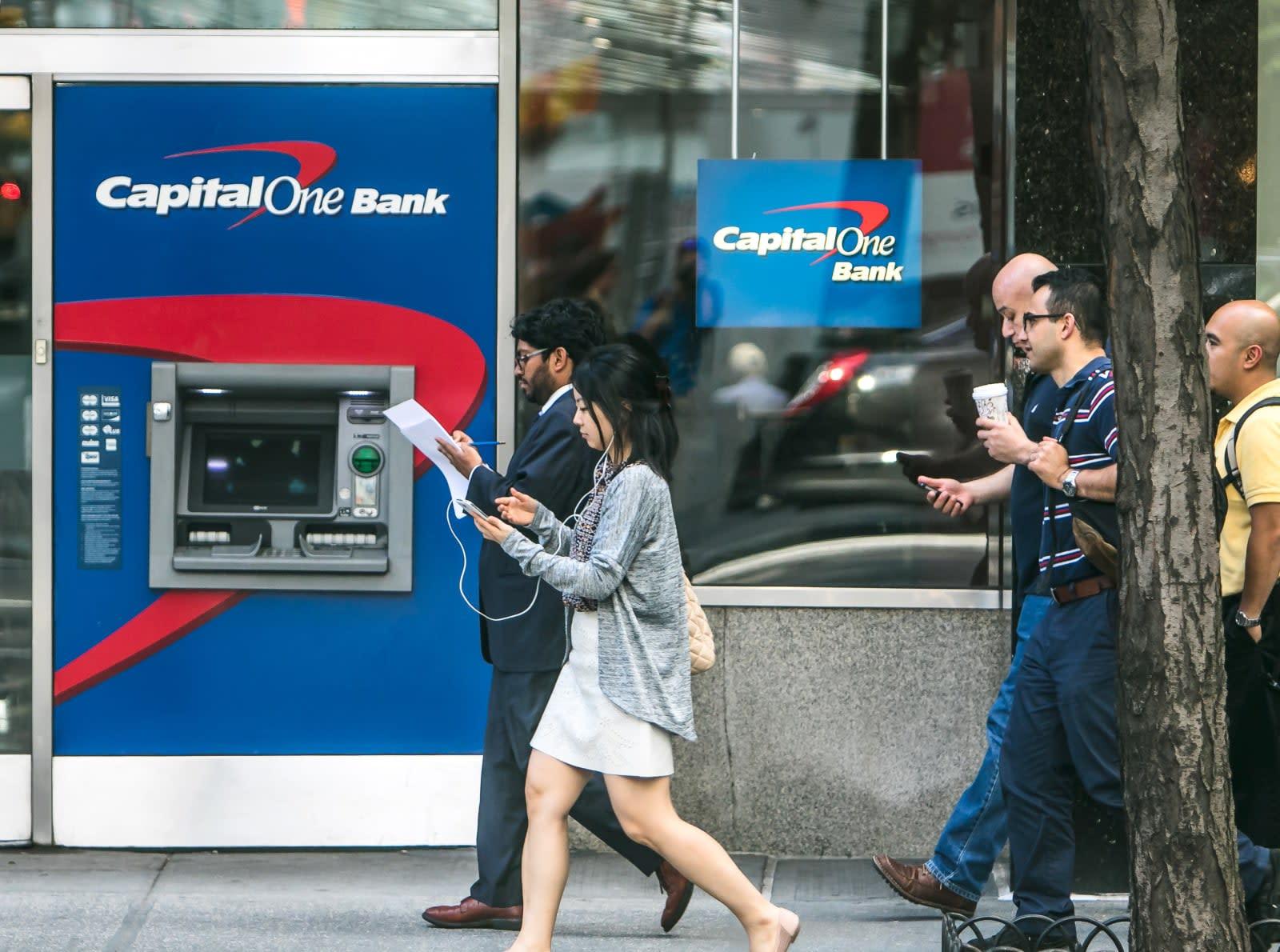 米銀行のクラウドサーバーから1億人規模の個人情報流出、AWS元従業員が逮捕