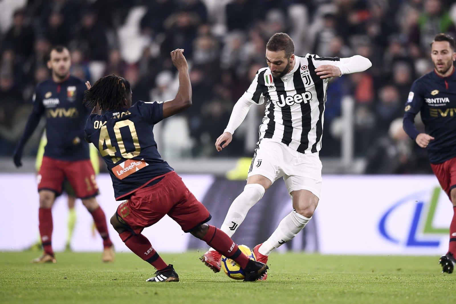 34101c431ed Netflix s Juventus FC documentary premieres February 16th