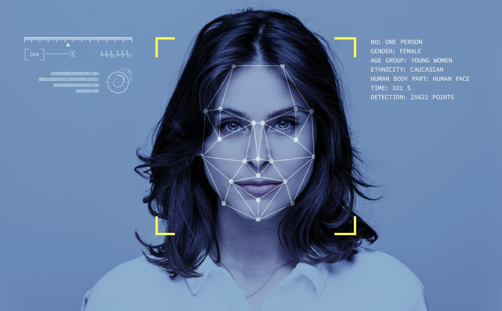 Microsoft discreetly wiped its massive facial recognition
