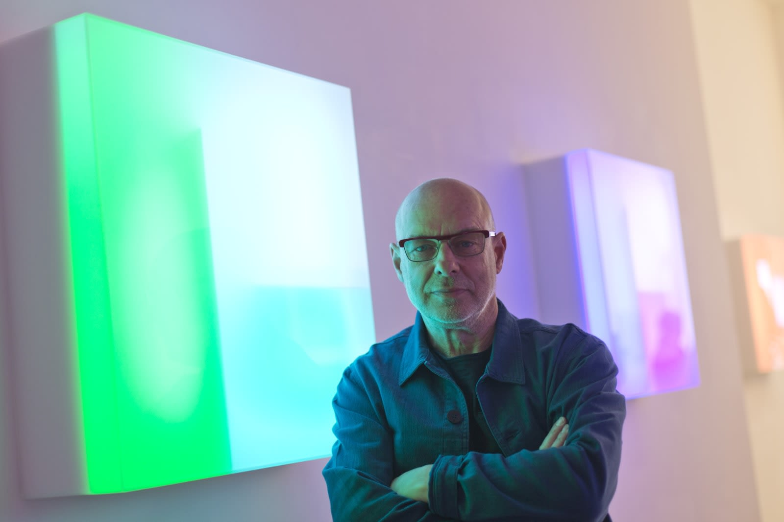 Brian Eno's music creation app is coming to Android, 10 years late