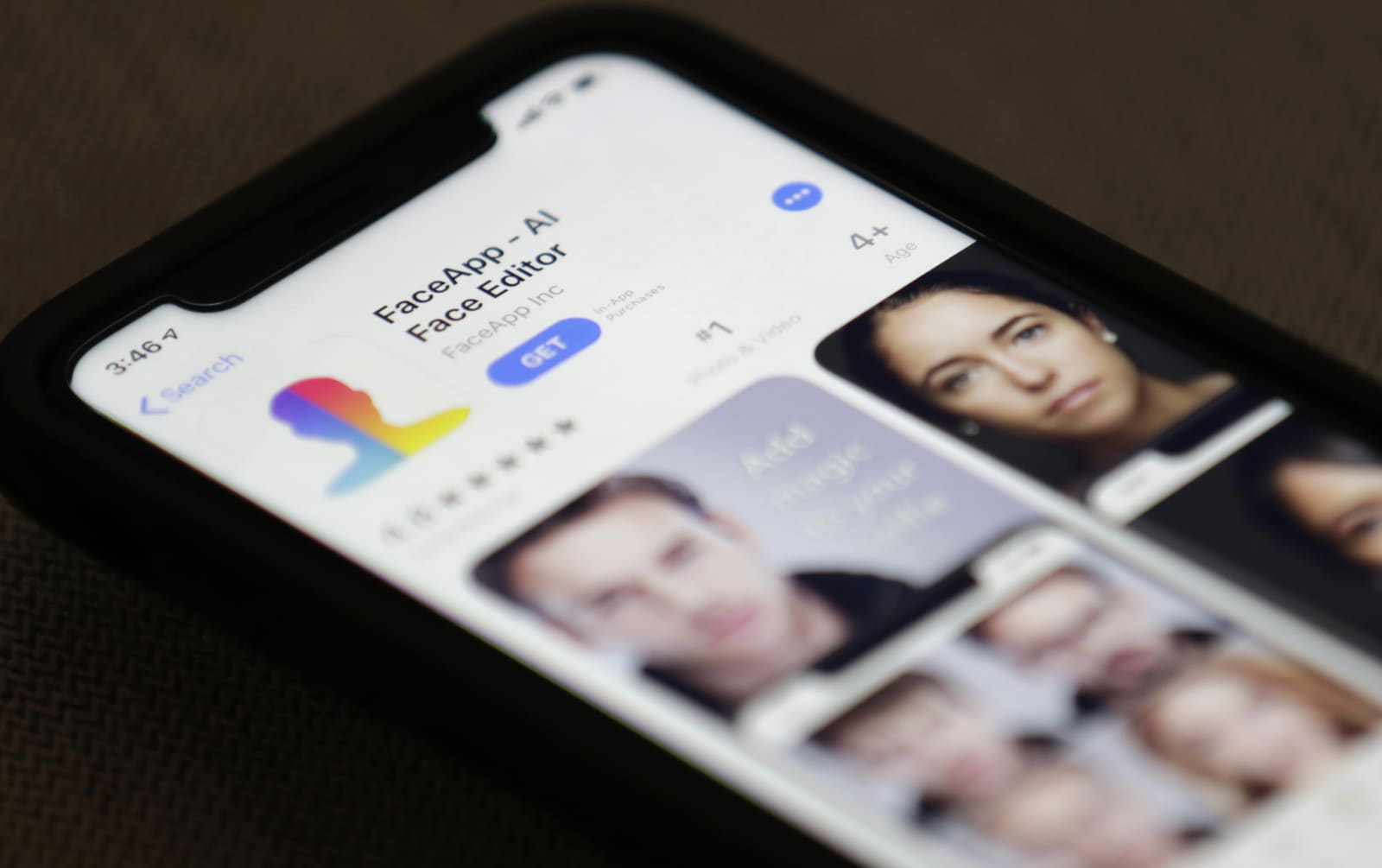 US senator calls for probe into FaceApp over privacy concerns