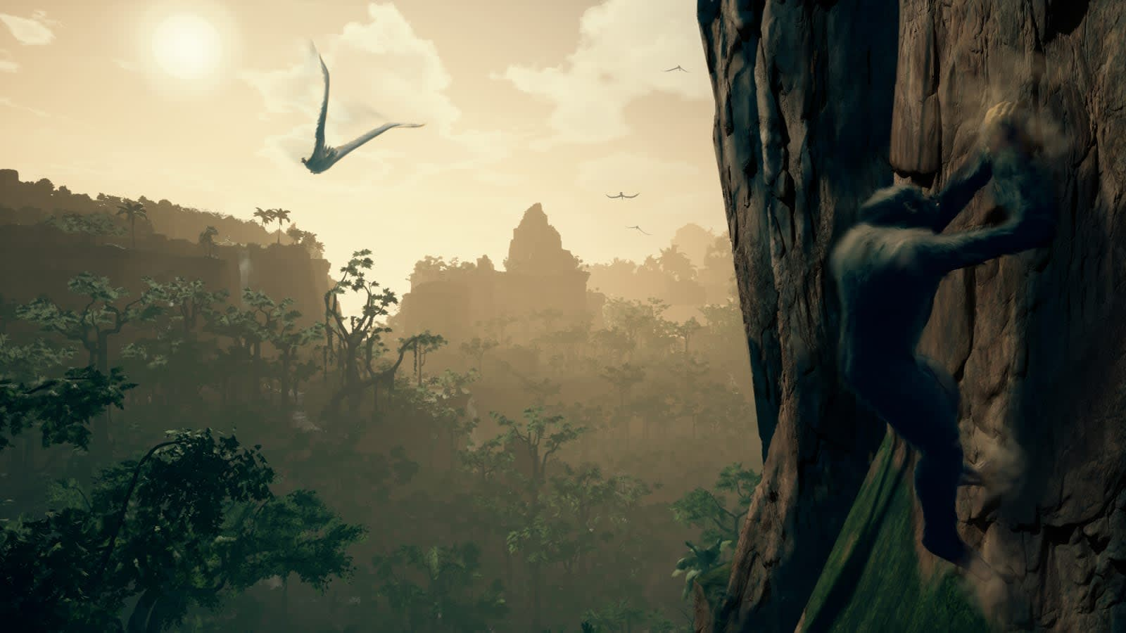 How 'Ancestors: The Humankind Odyssey' wants to simulate