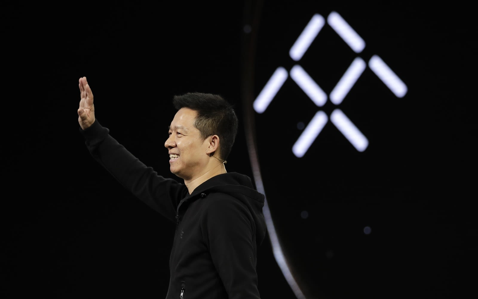 Faraday Future founder files for Chapter 11 bankruptcy
