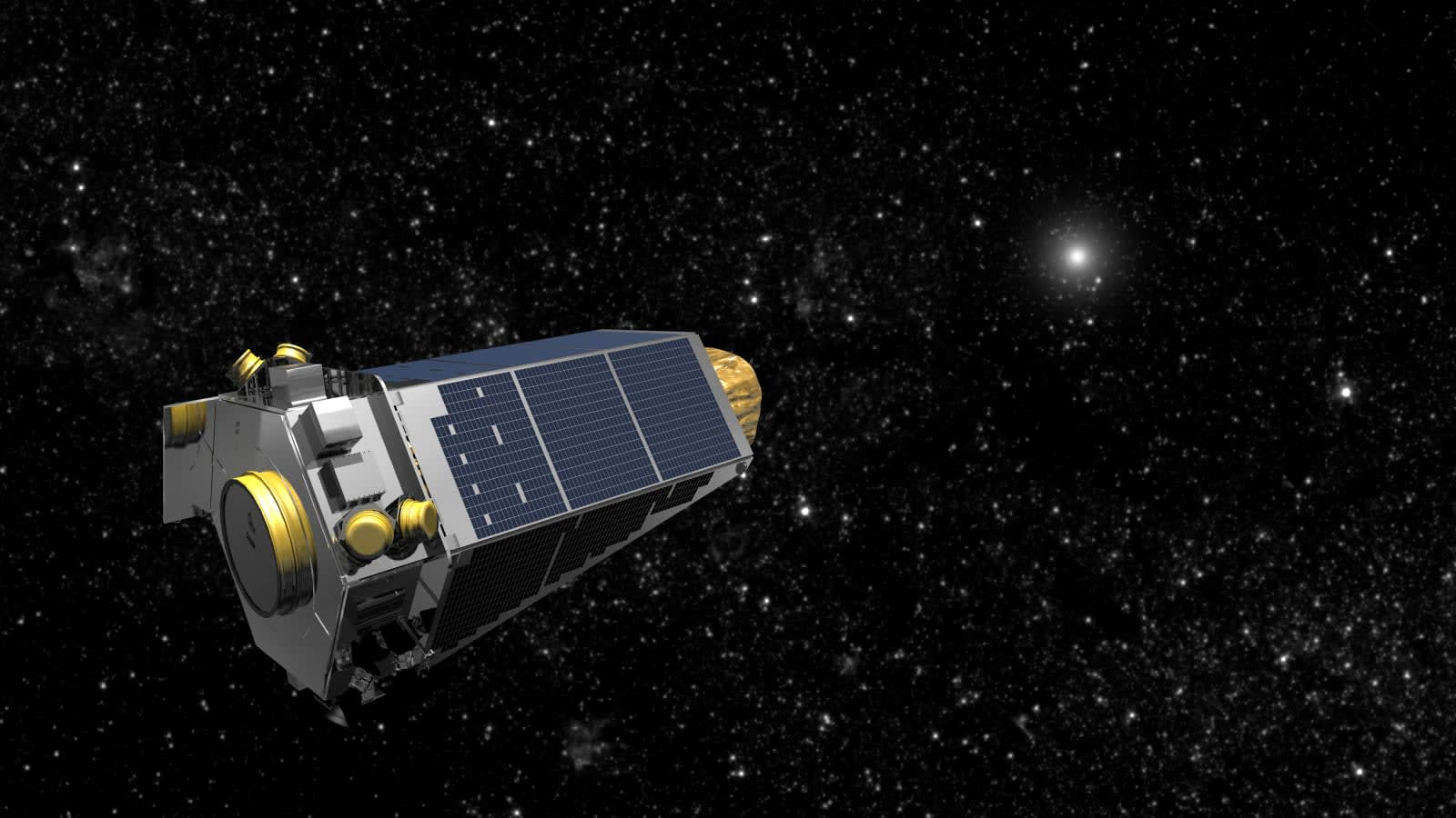 planet hunting kepler telescope declares that it is not in fact dead