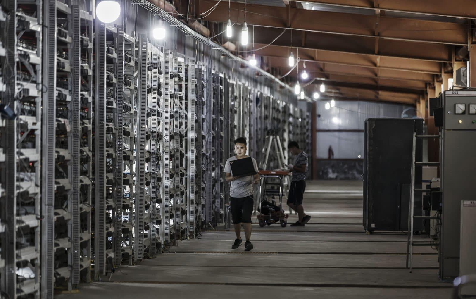 China wants to ban Bitcoin mining because it 'seriously