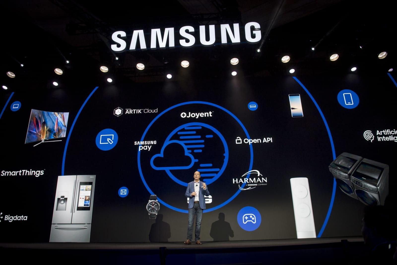 Samsung commits $22 billion to AI, 5G and future tech