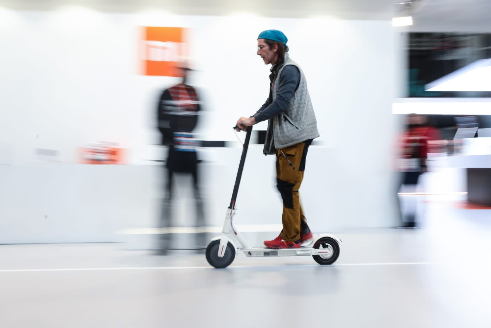 Hackers can stop or speed up Xiaomi's M365 electric scooter