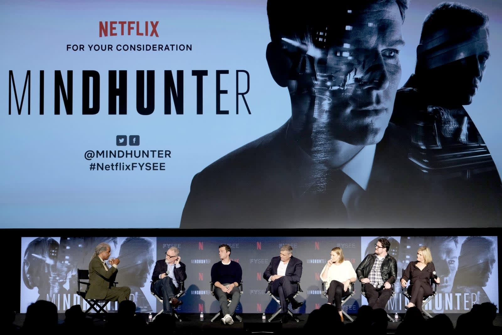 ผลการค้นหารูปภาพสำหรับ mindhunter season 2 series