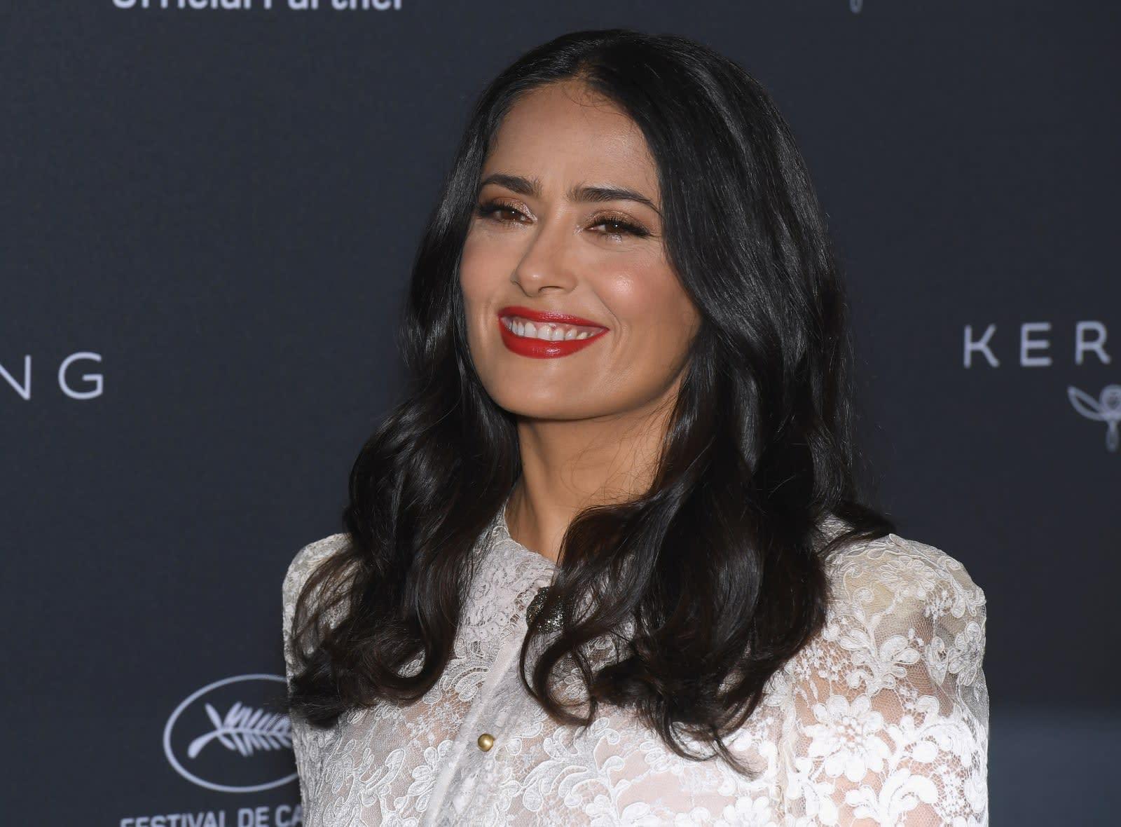 New international Netflix series include Salma Hayek's 'Monarca'