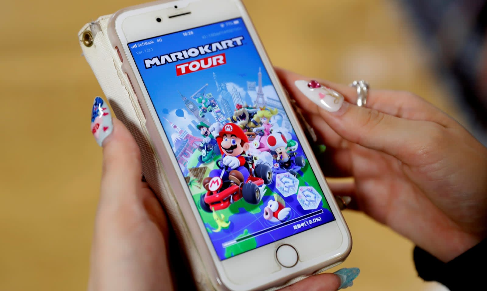 Now everyone can play 'Mario Kart Tour' multiplayer