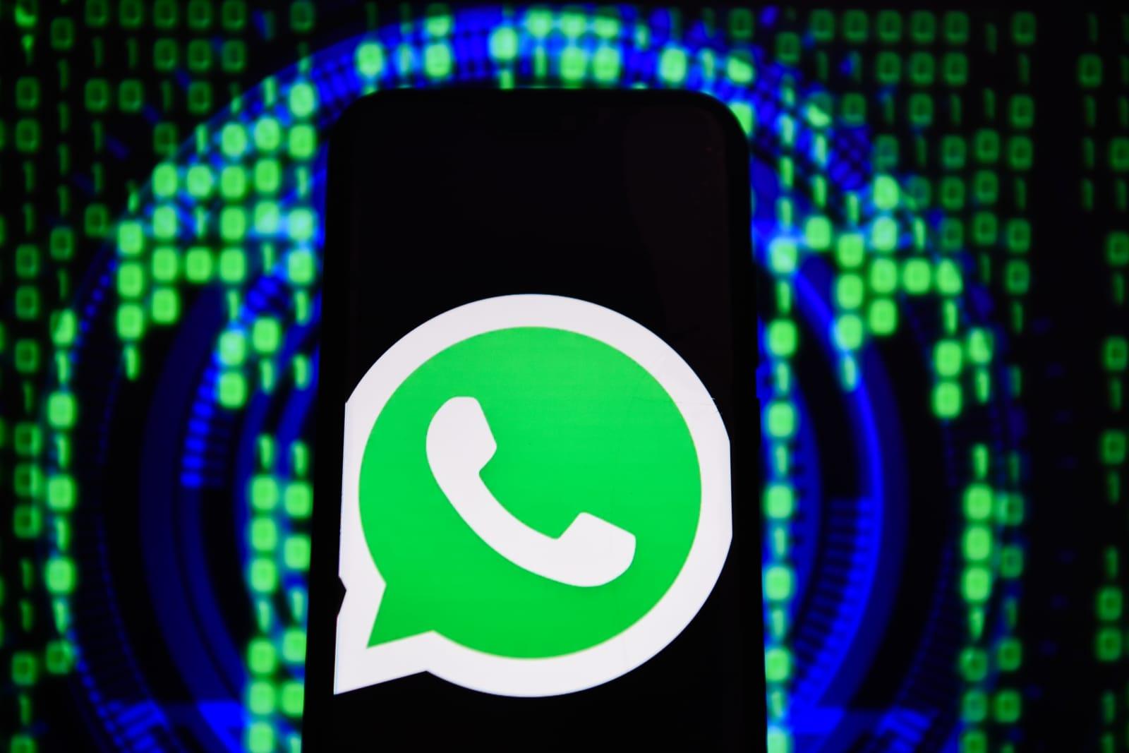 Spyware Israel Susupi Fitur Telepon WhatsApp
