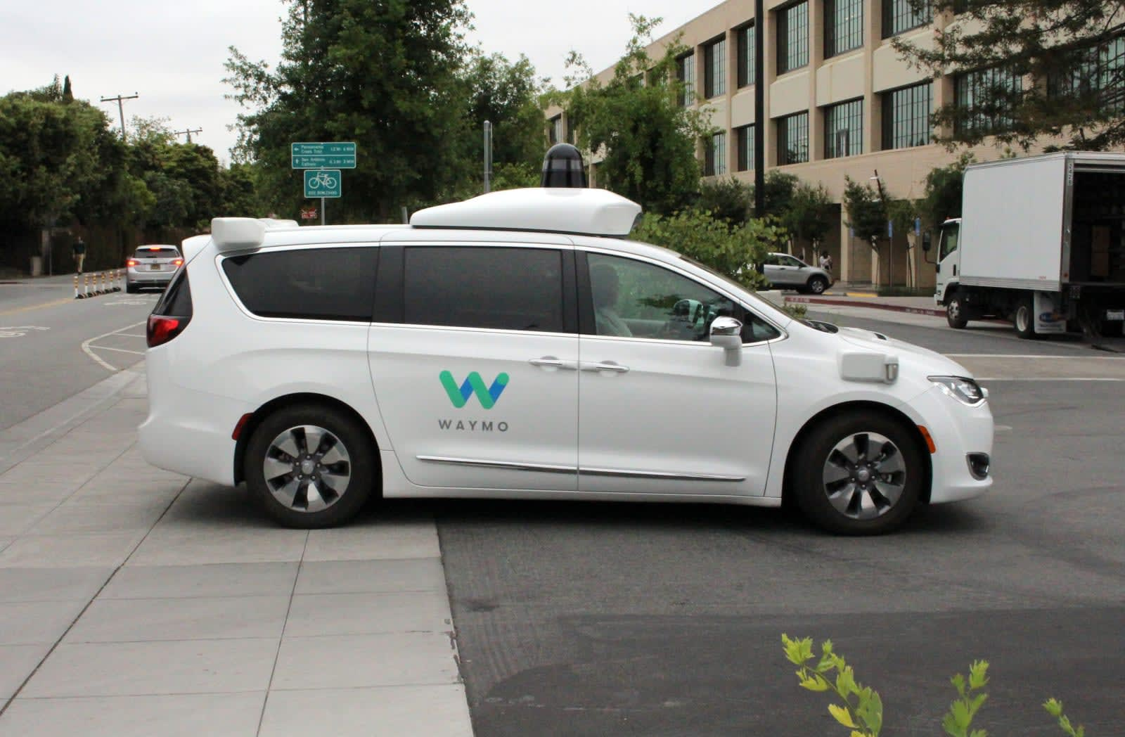 Waymo uses evolutionary competition to improve its self