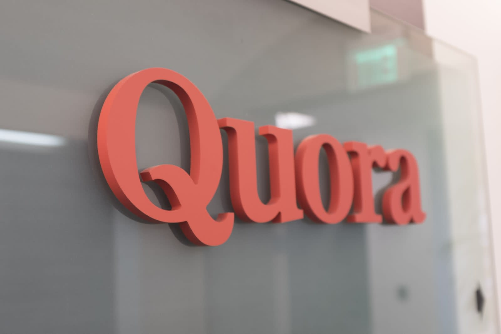 Image result for Didn't know you had a Quora account? The latest internet data breach appears to surprise many