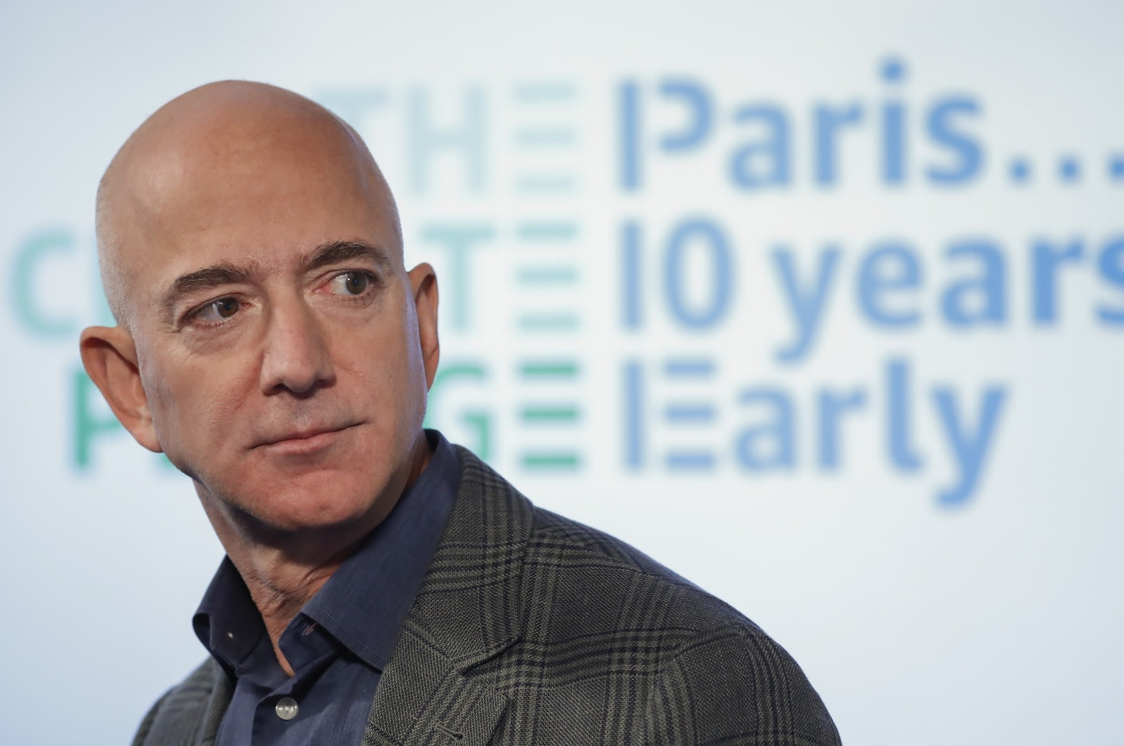 Image result for jeff bezos climate change