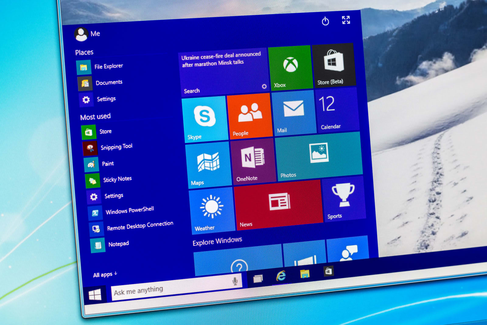 Microsoft's latest Windows 10 update is reportedly wiping