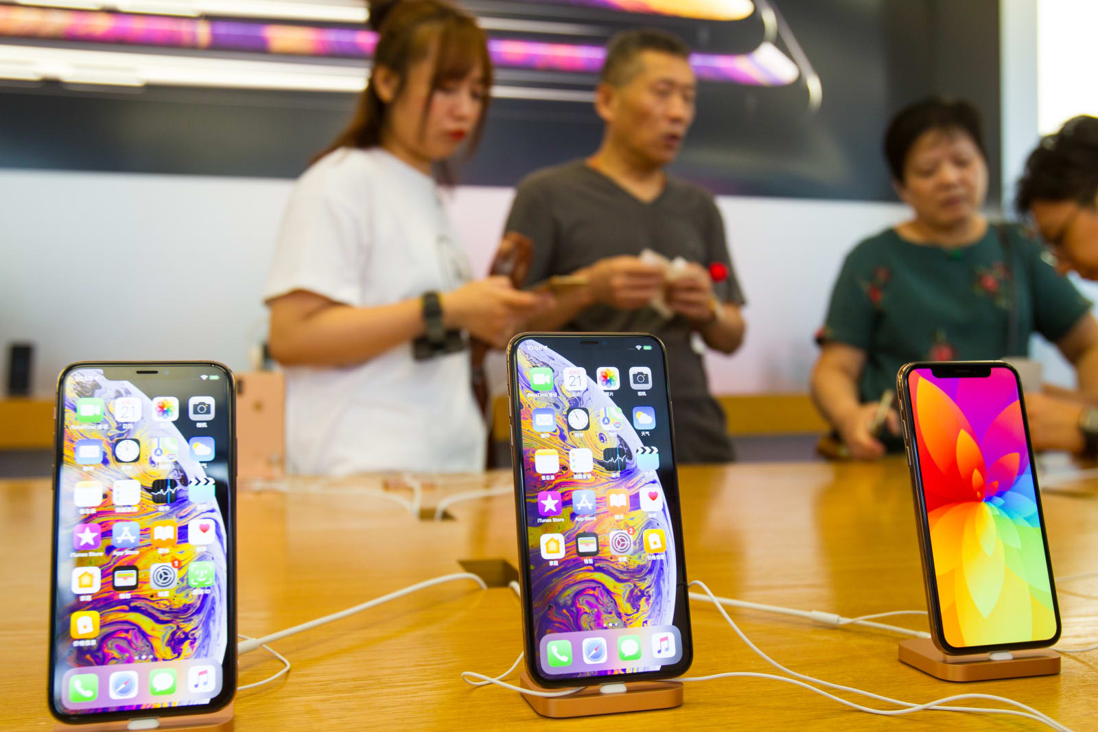 Image result for Apple's China struggles