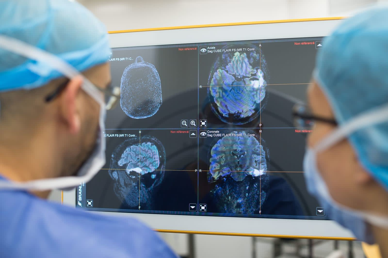 Các nhà nghiên cứu lừa các bác sĩ X quang bằng các nút ung