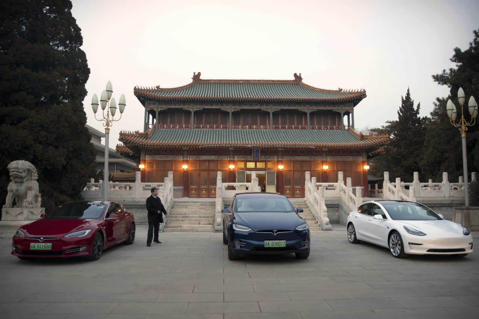 Tesla wins a tax exemption in China to offset trade-war tariffs (updated)