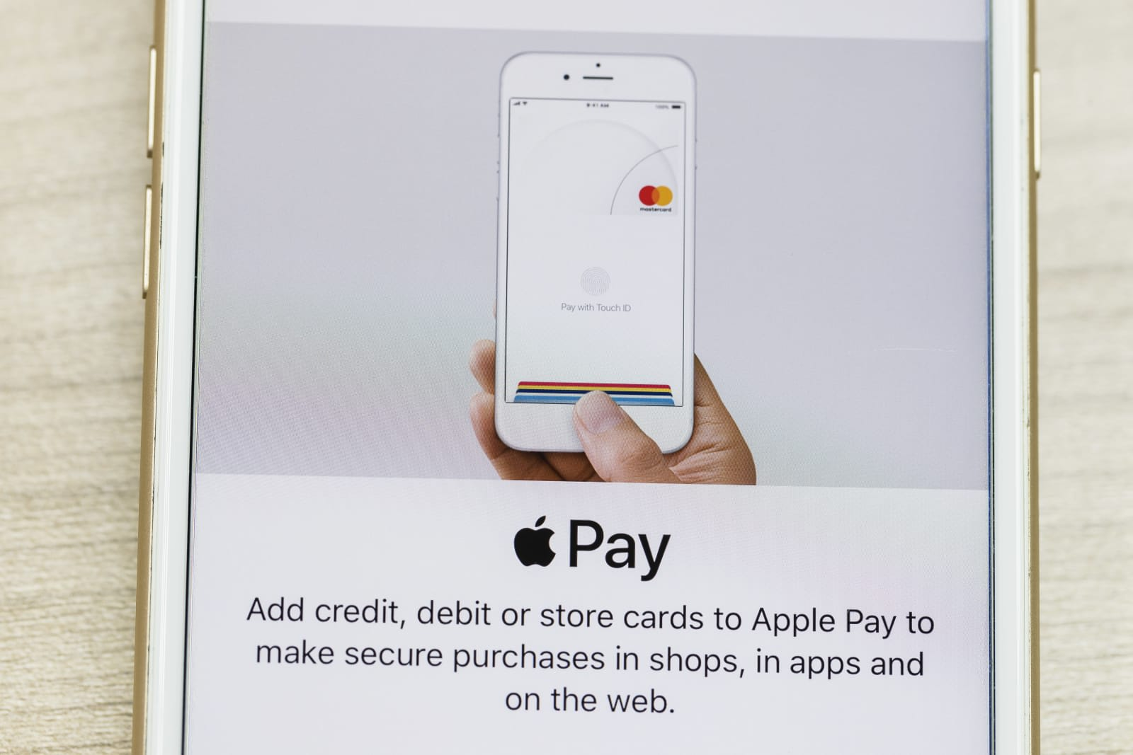 Apple will reportedly launch a credit card this year