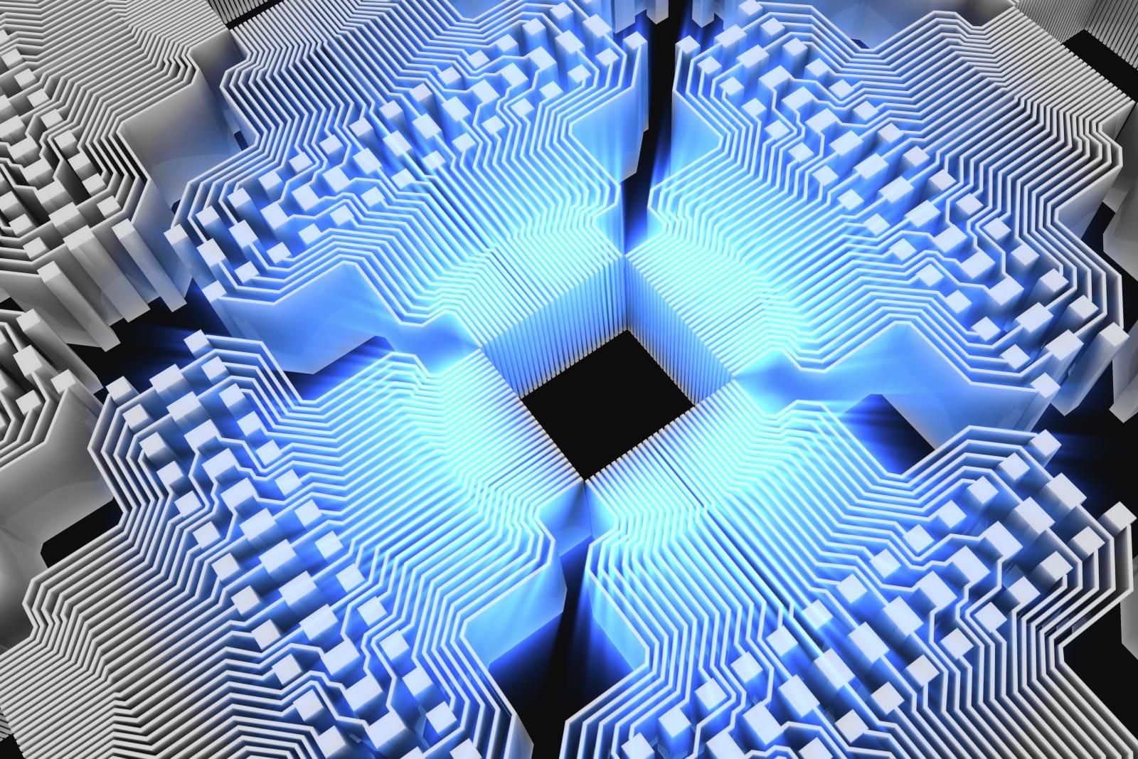 Quantum Computers Leap - Cover