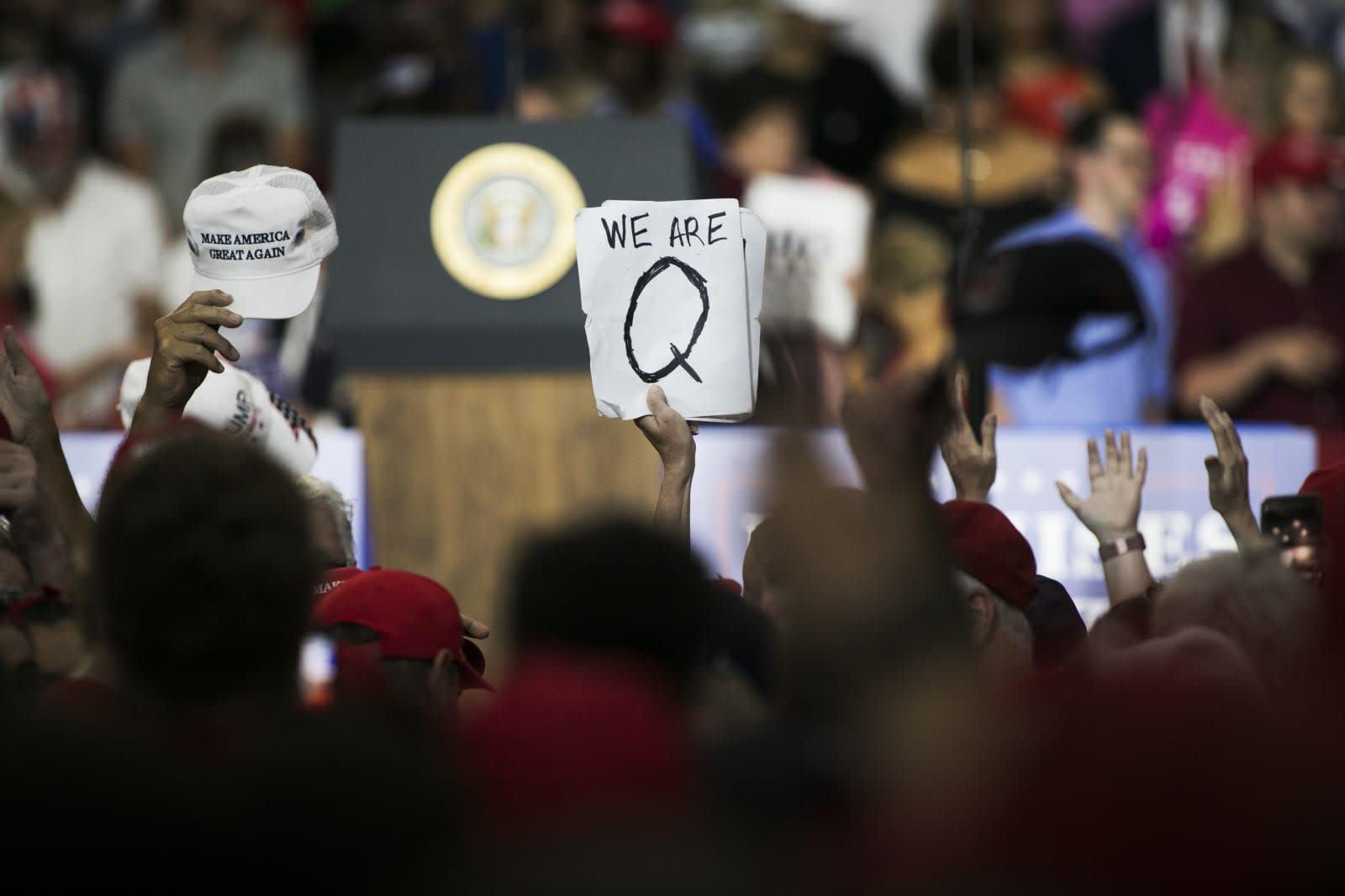 Reddit Bans Communities Promoting Qanon Conspiracy Theory