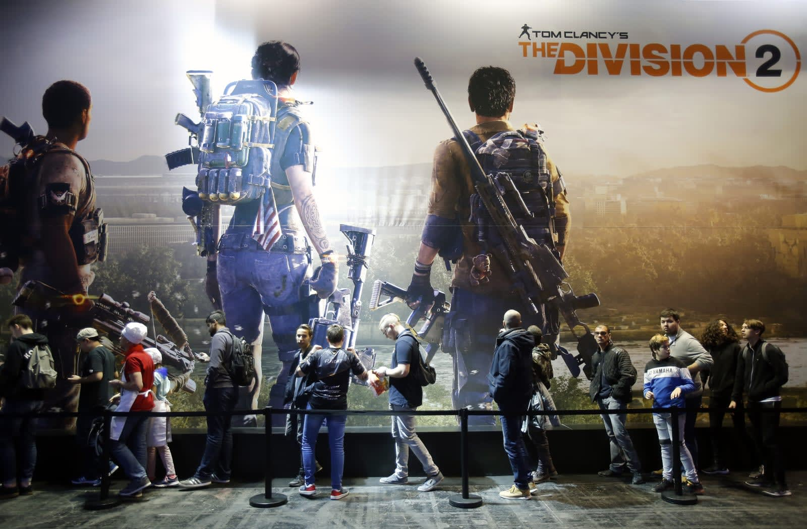 The Division 2' has a 50GB day one patch waiting for disc buyers