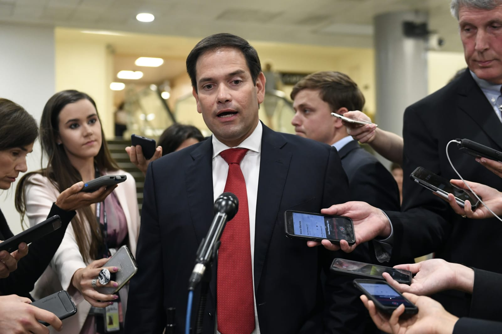 Marco Rubio calls for TikTok review over censorship claims