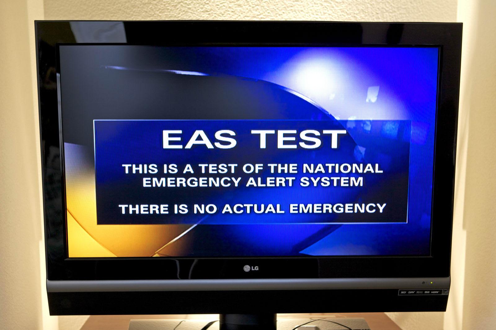 FEMA's next Emergency Alert System test leaves internet
