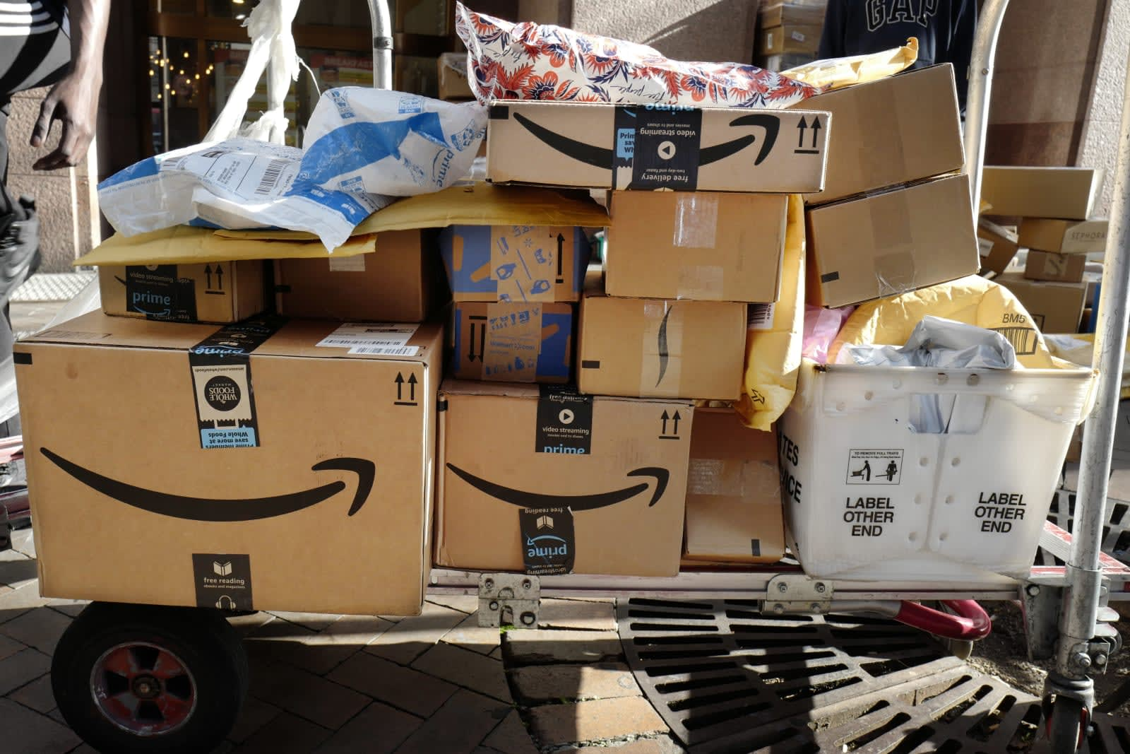 Amazon lets Prime members choose a weekly delivery day ef5378efa