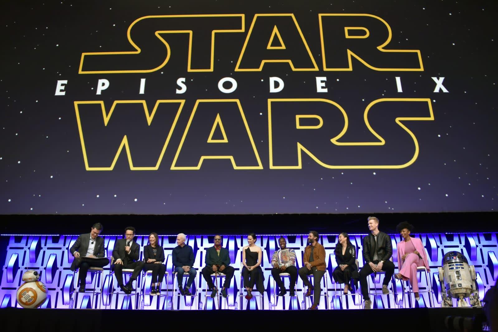 Disney's next batch of 'Star Wars' movies starts in 2022