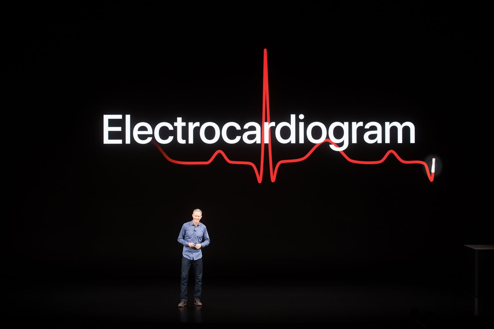 The surprising story behind the Apple Watch's ECG ability