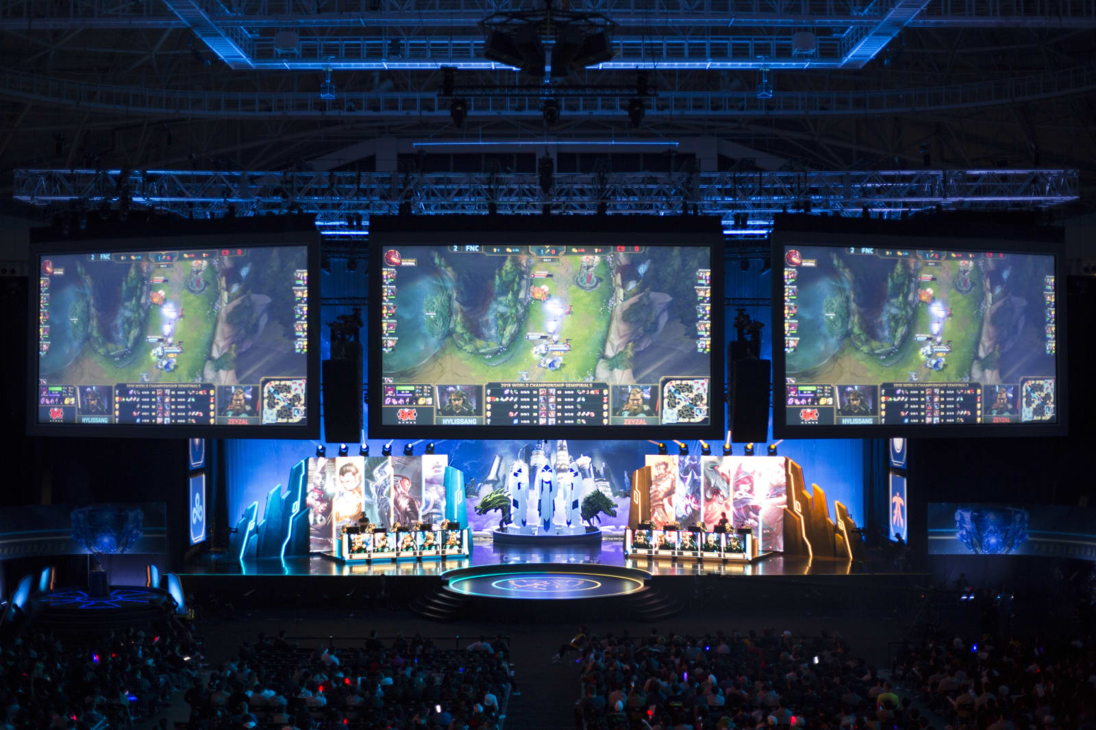 League of Legends' adopts Overwatch League-style premium